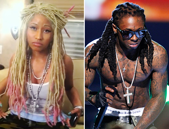 lil wayne dating nicki minaj 2013
